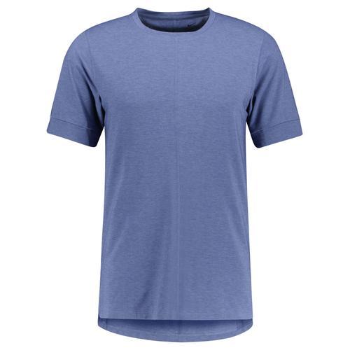 """Nike Herren Yoga T-Shirt """"Nike Yoga Dri-Fit"""", marine, Gr. M"""