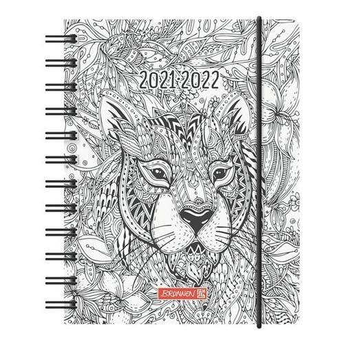Schülerkalender A6 »ZENart« - Tageskalender, Brunnen