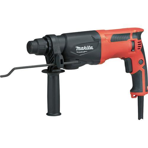 Makita Bohrhammer M8700, SDS-PLUS, Transportkoffer rot Profi-Werkzeug Werkzeug Maschinen