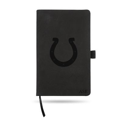 Indianapolis Colts Sparo Black Small Personalized Notepad