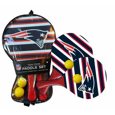 New England Patriots Beach Paddle Ball Set