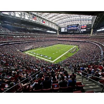 Unsigned Houston Texans Fanatics Authentic NRG Stadium Photograph