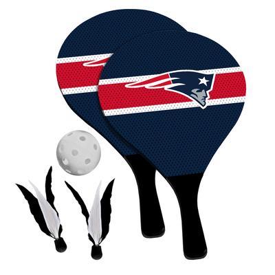New England Patriots 2-in-1 Birdie Pickleball Paddle Game