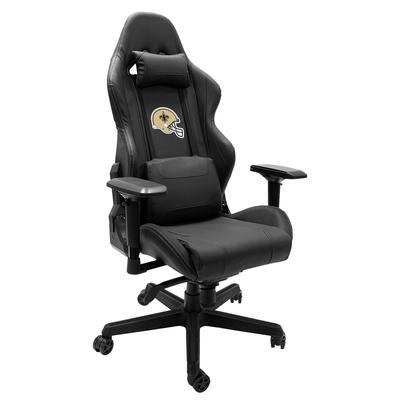 New Orleans Saints Helmet Logo Xpression Gaming Chair