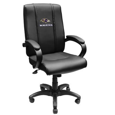 Baltimore Ravens Team Office Chair 1000
