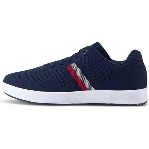 Tommy Hilfiger, Sneaker Sustainable in blau, Sneaker für Herren Gr. 45