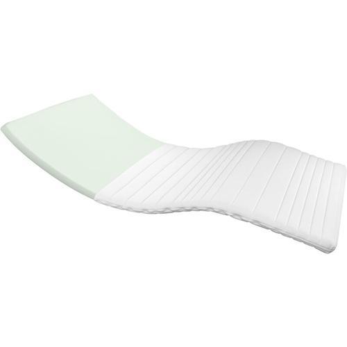 Basic Komfortschaum-Topper | 80x210 cm | 6 cm Höhe | Matratzentopper | 80/210 | Komfortschaum Topper