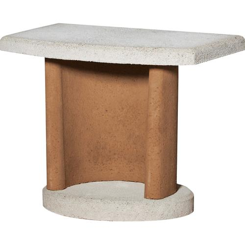 Buschbeck Beistelltisch Georgia rot Beistelltische Tische