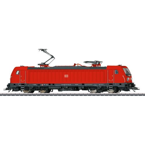 Märklin Elektrolokomotive Baureihe 187 - 36636, Made in Europe rot Kinder Loks Wägen Modelleisenbahnen Autos, Eisenbahn Modellbau