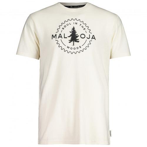Maloja - WiesenknopfM. - T-Shirt Gr L weiß