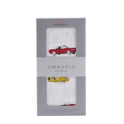 Vintage Muscle Cars Swaddle - Newcastle Classics 2016