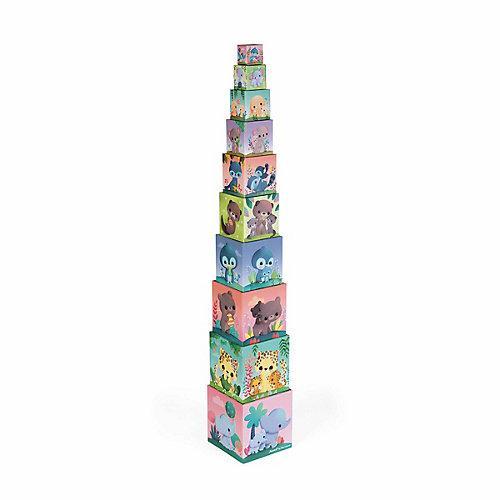 Meine allerliebsten Tiere Stapelpyramide