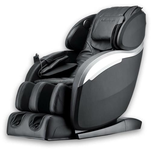 Massagesessel Dios V2 - schwarz I Massagestuhl, Relaxsessel, Massagetherapie - Home Deluxe
