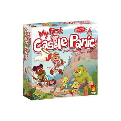 Fireside Games My First Castle Panic Kids Game