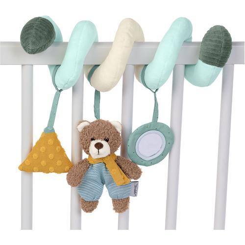 Sterntaler Greifspielzeug Spielzeugspirale Ben blau Kinder Greiflinge Baby Kleinkind