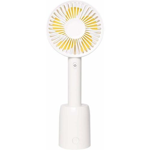 Mini Fan Portable Fan Uong USB Rechargeable Fan Portable Mini Fan Desktop Fan 3 Wind Speeds USB