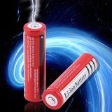 18650 Batterie au Lithium 3.7 V ...