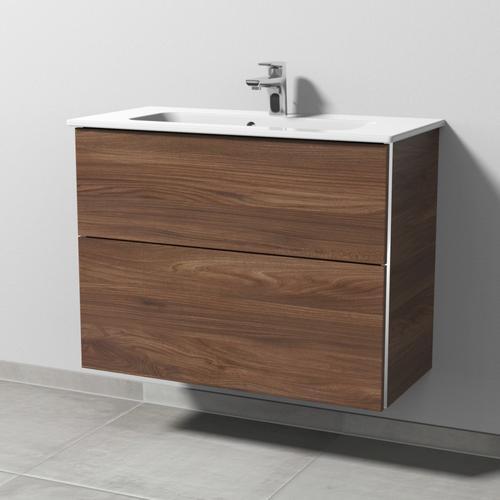 Sanipa Waschtischunterschrank mit Auszügen (3way) BR72336 BR72336
