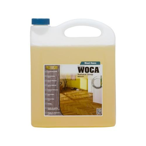 2x 5L Holzbodenseife Natur - Woca