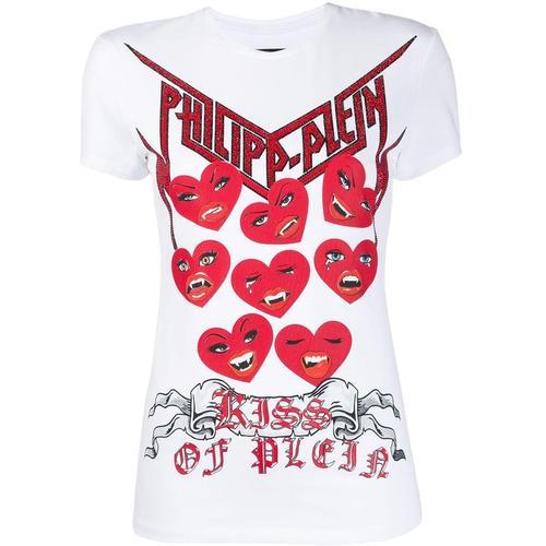 Philipp Plein 'Love Plein' T-Shirt