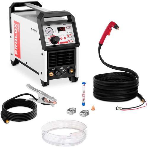 Stamos - Plasmaschneider Cut Inverter Plasmaschneidgerät Plasma 40 A Brenner Trafime