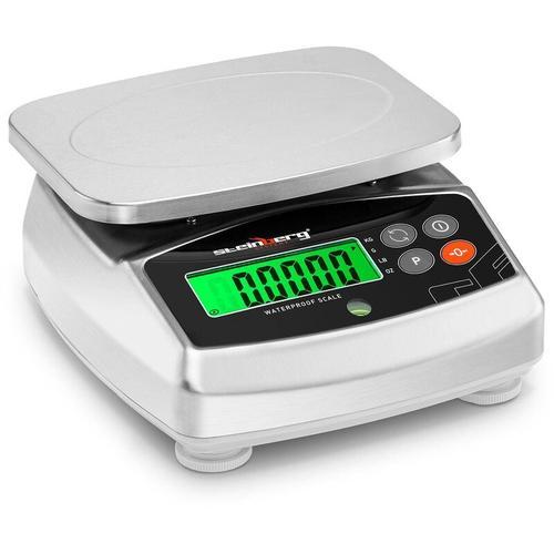 Digitale Tischwaage Feinwaage Präzisionswaage Küchenwaage LCD 15 kg / 5 g