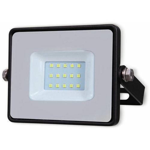 LED-Fluter VT-10, (425), EEK: A, 10 W, 800 lm, 4000k, - V-tac