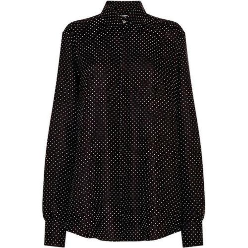 Dolce & Gabbana Gepunktetes Hemd