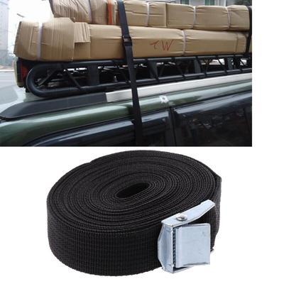 Sangle d'arrimage à cliquet solide pour sac à bagages, 1 pièce, ceinture d'arrimage pour cargaison