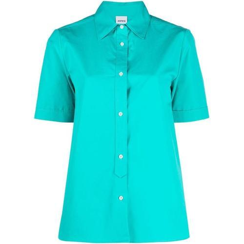 Aspesi Kurzärmeliges Hemd