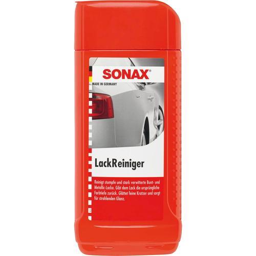 Sonax Autopflege Lack-Reiniger intensiv 500ml, (1 St.) rot Autozubehör Reifen