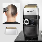 Kemei – tondeuse à cheveux élect...