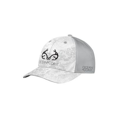 REALTREE White Fishing Cap
