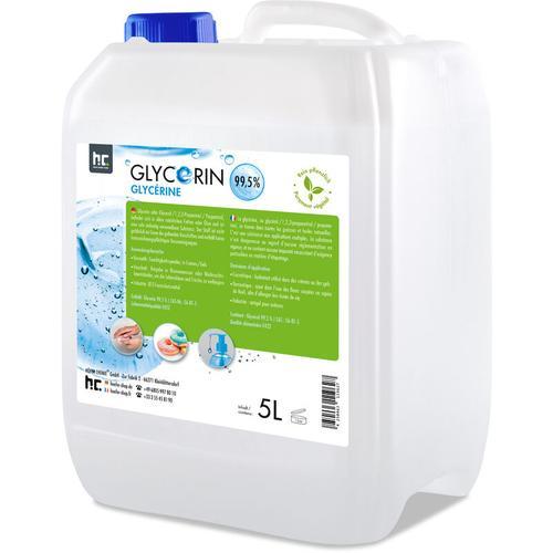 4 x 5 Liter Glycerin 99,5% in Lebensmittelqualität