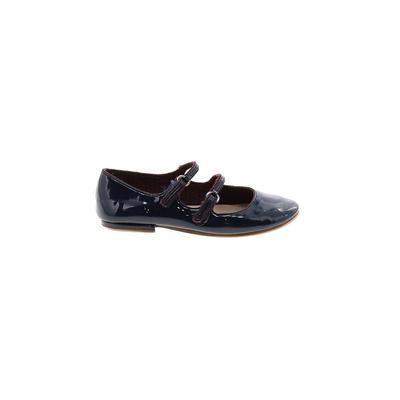 Zara Kids - Zara Kids Flats: Blue Solid Shoes - Size 29