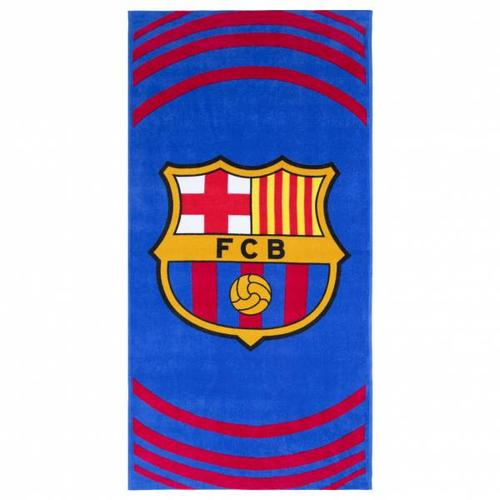 FC Barcelona Pulse Towel Handtuch 70 x 140 cm