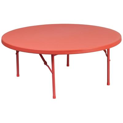 Flash Furniture - Flash Furniture RB-48R-KID-RD-GG 48