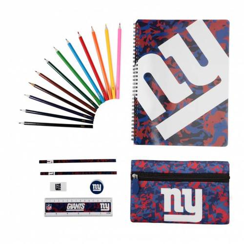 New York Giants NFL Ultimate Schreibwaren Set STNFLCMULTMNG