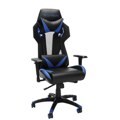 RESPAWN 205 Racing Style Gaming Chair in Blue - OFM RSP-205-BLU