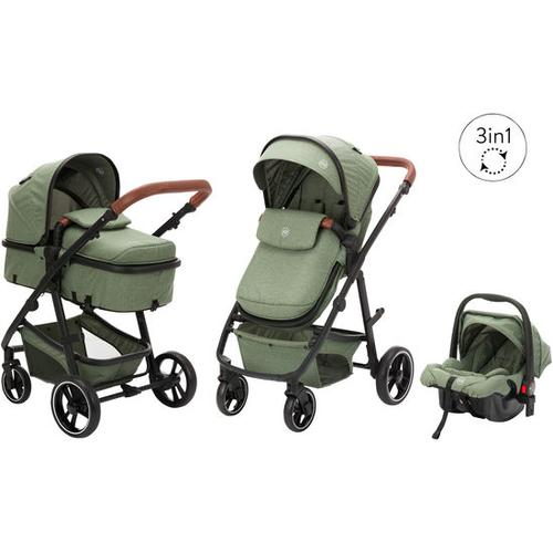 JAKO-O Fill Kinderwagen-Set Panther Elite, grün
