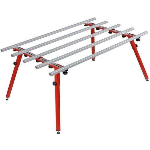 Arbeitstisch Von Grossen Fliesen Montolit Table-One 300-20