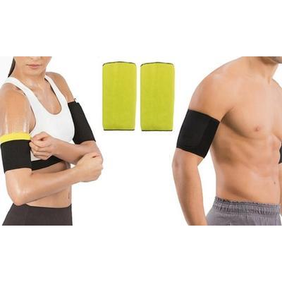 Paire de tours de bras de sudation : Taille M / x 2