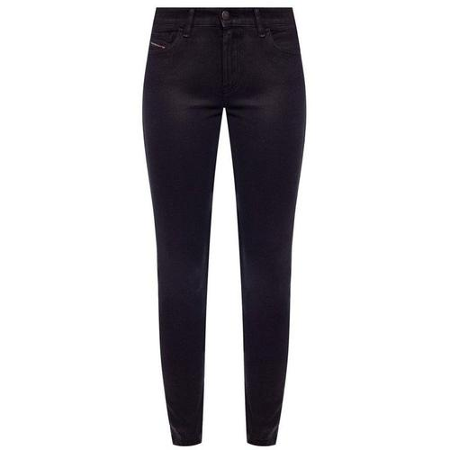 DIESEL Slandy gewachste Jeans
