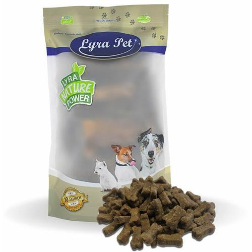 5 kg ® Hundeknochen mit Insekten - Lyra Pet