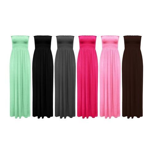 Kleid: Schokolade / Gr. 4XL
