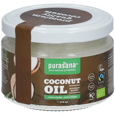 Purasana Huile de noix de coco e...