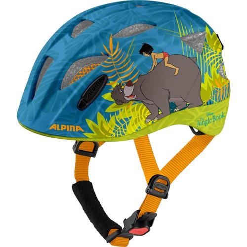 ALPINA XIMO DISNEY Jungle Book gloss Fahrradhelm Jungen in jungle book gloss, Größe 47-51