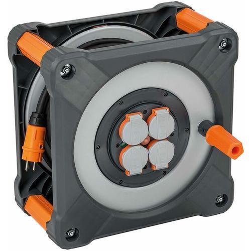 FP - Brennenstuhl professionalLINE Baustellen-Kabeltrommel RN IP44 (33m H07RN-F 3G1,5 Kabel in