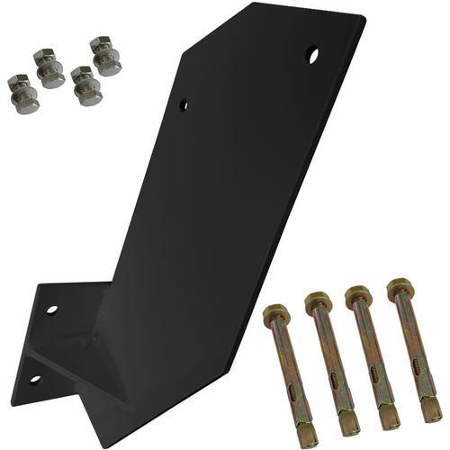 Dachsparrenhalterung in anthrazit (4stk Schraubenset) für VKM Markisen - Nemaxx
