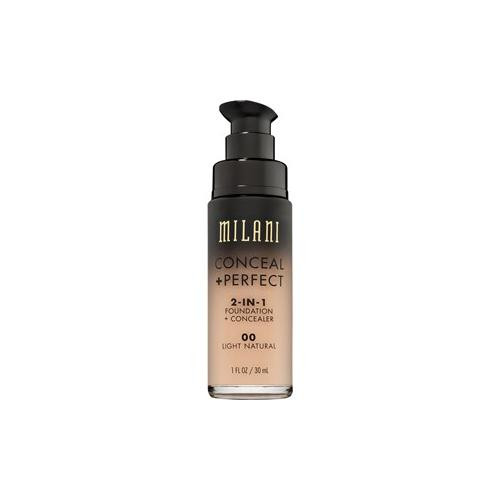 Milani Teint Foundation Conceal & Perfect 2-in-1 Foundation & Concealer Nr.00BB Nude 30 ml